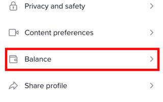 Withdrawing money from your TikTok account: step by step instructions